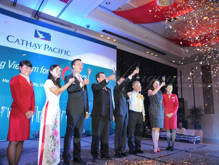 Cathay Pacific 20 năm