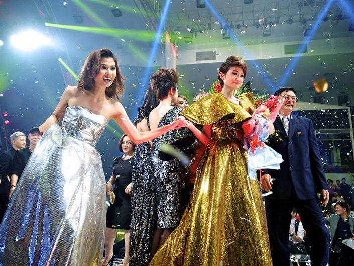 Đêm Chung kết VN Next Top Model 2012