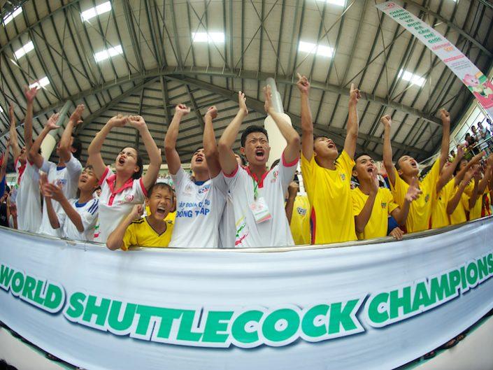 7th World Shuttlecook Championships Vietnam Dong Thap 2013