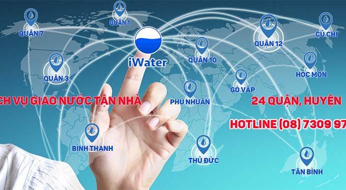 iWarer – Trung tâm tiếp nhận giao nước TP.HCM