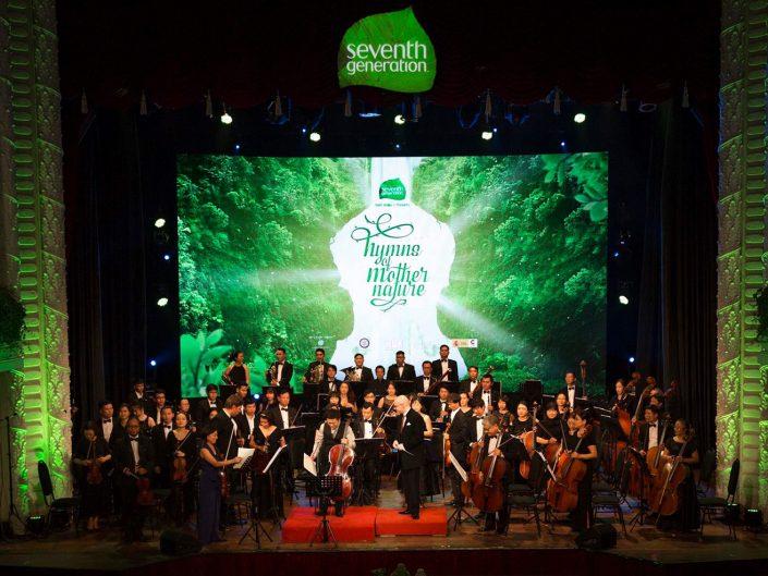 """Buổi hoà nhạc """"Hymn of Mother Nature"""""""
