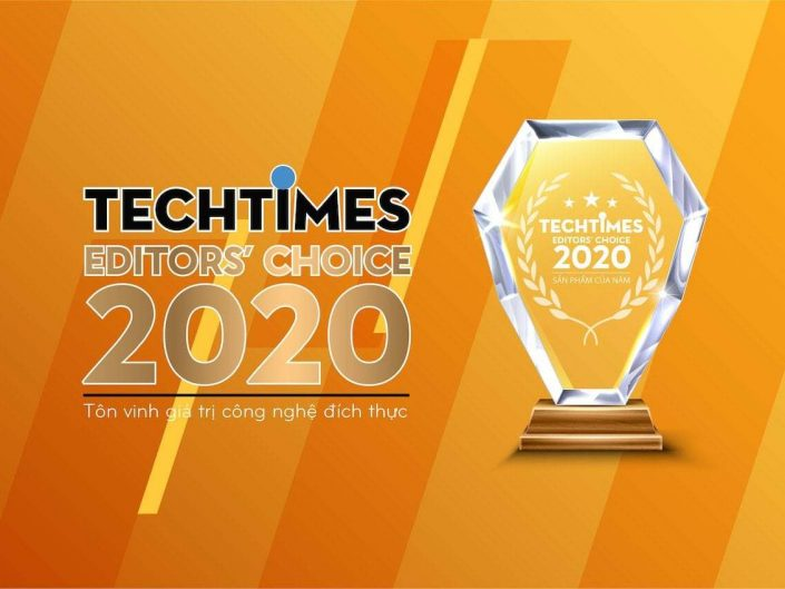 TechTimes Editors' Choice 2020