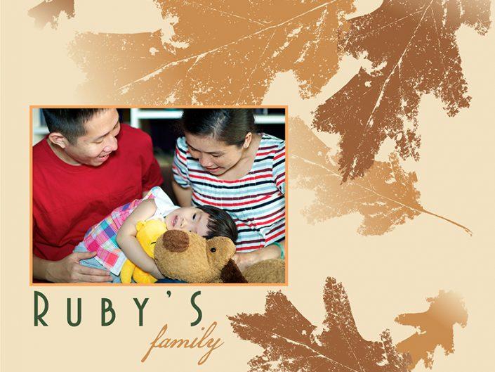 Gia đình Ruby