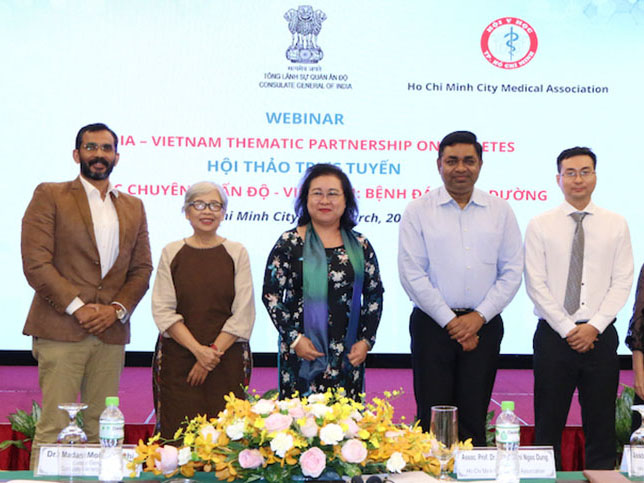 CHƯƠNG TRÌNH HỘI THẢO INDIA – VIETNAM THEMATIC PARTNERSHIP ON DIABETES